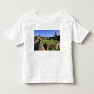 El Morro, San Felipe Castle, Drawbridge, front Toddler T-Shirt