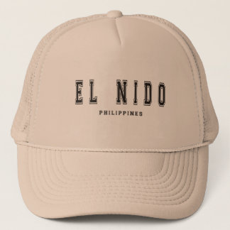 El Nido Philippines Trucker Hat