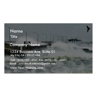 El Nino Waves Business Cards