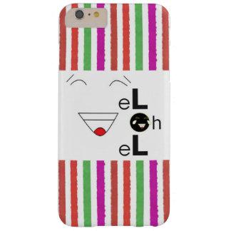 El Oh El iPhone 6 Case - (blk, wht, rainbow)