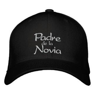 El padre de la Novia de la Boda Hat Baseball Cap