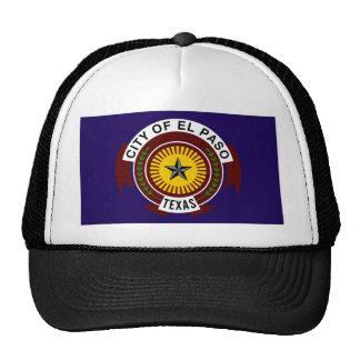 El Paso, Texas, United States Mesh Hat