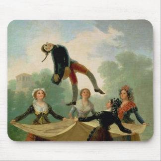 El Pelele  1791-2 Mouse Pad