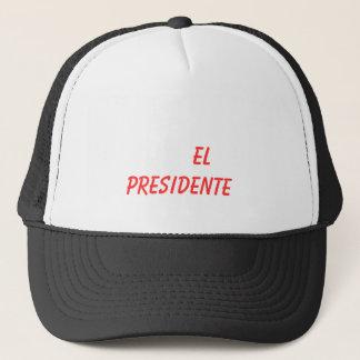 EL    PRESIDENTE TRUCKER HAT