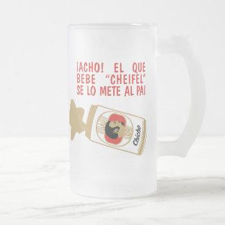 """El que bebe """"cheifel"""" coffee mug"""