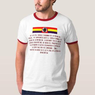 El Quinto Regimiento Spain civil war T Shirts