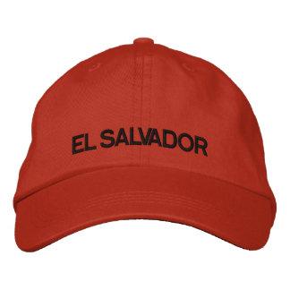 El Salvador Adjustable Hat