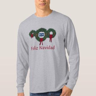 El Salvador Christmas 2 Shirts