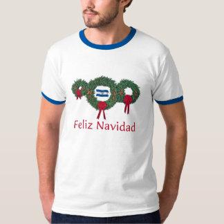 El Salvador Christmas 2 T Shirts