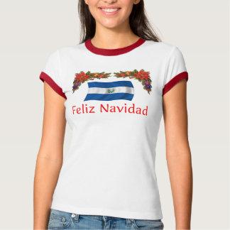 El Salvador Christmas T-shirts