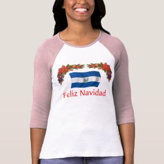 El Salvador Christmas Tee Shirts