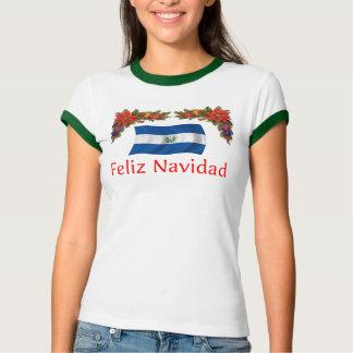 El Salvador Christmas Tshirts
