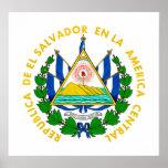 El Salvador COA Poster
