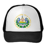 El Salvador coat of arms Hat
