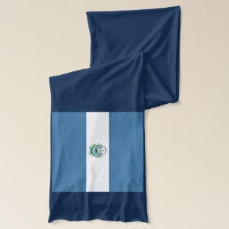 El Salvador Flag Scarf