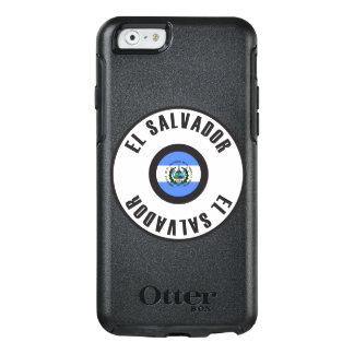 El Salvador Flag Simple OtterBox iPhone 6/6s Case