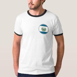 El Salvador Flag T-shirts