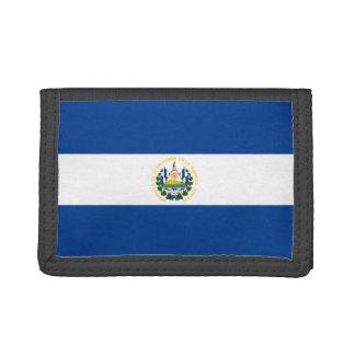 El Salvador Flag Wallet