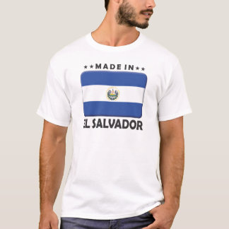 El Salvador Made T-Shirt