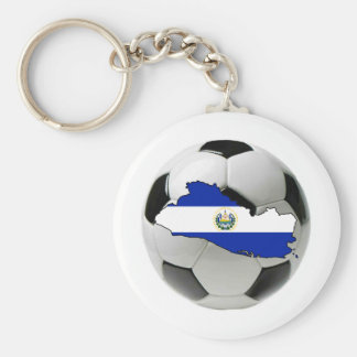 El Salvador national team Key Ring