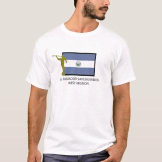 EL SALVADOR SAN SALVADOR WEST MISSION LDS CTR T-Shirt