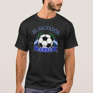 El Salvador soccer ball designs T-Shirt