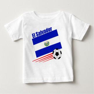 El Salvador Soccer Team Baby T-Shirt