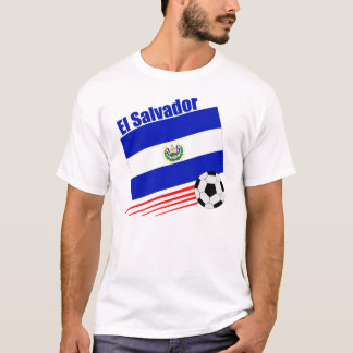 El Salvador Soccer Team T-Shirt