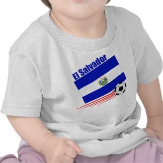 El Salvador Soccer Team T Shirt