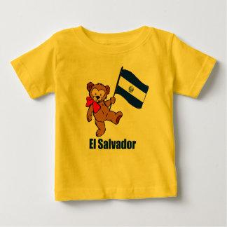El Salvador Teddy Bear T-Shirt
