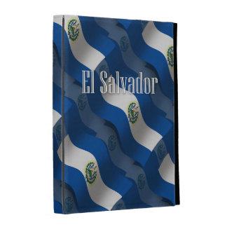 El Salvador Waving Flag iPad Cases