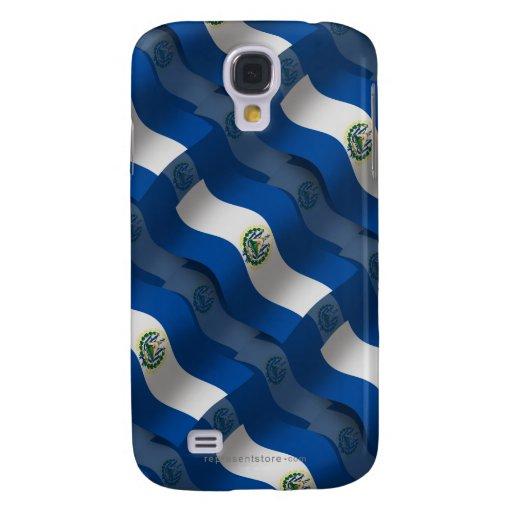 El Salvador Waving Flag HTC Vivid / Raider 4G Cover