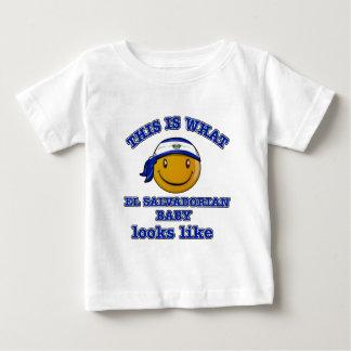 El Salvadorian baby designs Tee Shirt