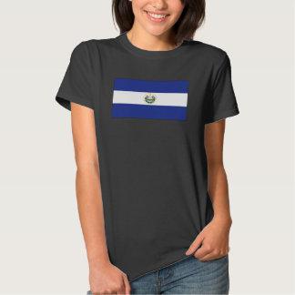 El Salvadorian Flag Shirts