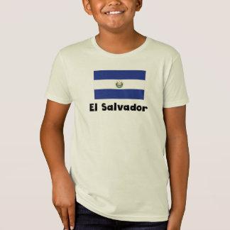 El Salvadorian Flag T-shirt