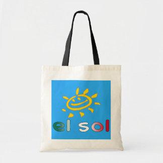 El Sol The Sun in Mexican Summer Vacation