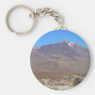 El Teide custom key chain