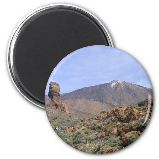 El Teide custom magnet