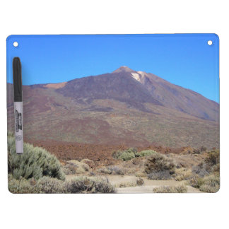 El Teide custom message board