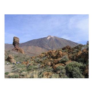 El Teide custom postcard