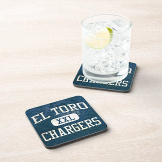 El Toro Chargers Athletics Beverage Coaster
