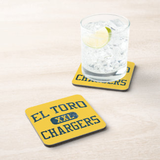 El Toro Chargers Athletics Drink Coaster
