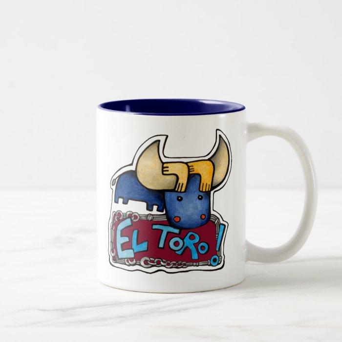 El Toro! Mug