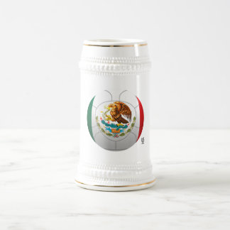 El Tri - Mexico Football Beer Stein