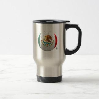 El Tri - Mexico Football Stainless Steel Travel Mug
