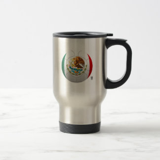 El Tri - Mexico Football Travel Mug
