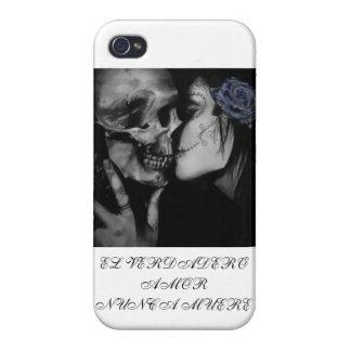 El verdadero amor nunca muere iPhone 4/4S cases