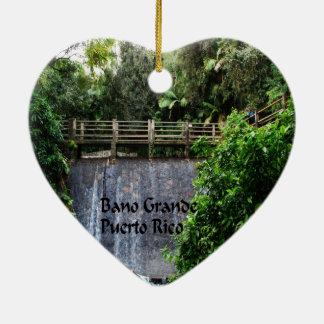 El Yunique Rainforest Christmas Ornament