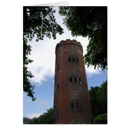 El Yunque Tower Card
