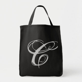 Elaborate Monogram C Purse Tote Bag